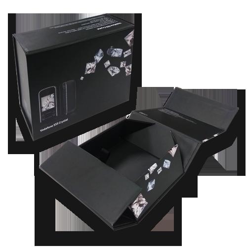 Packaging Design: Phone packaging
