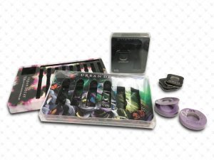 Palettes & PVC Sleeve; PP Lamination; Hot Stamping; EVA