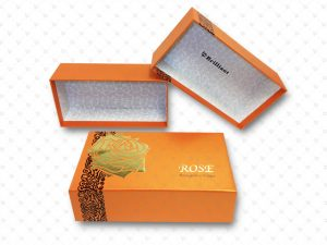 Rigid Box; Fancy Paper; Hot Stamping; Spot UV; Spot Flocking