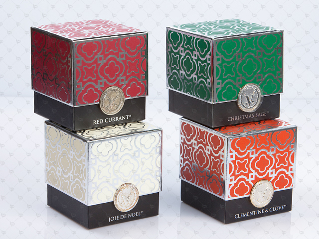 Packing Boxes: Candle Packaging