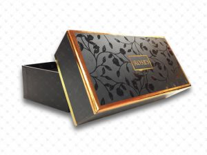 Rigid Box; PP Lamination; Hot Stamping; Spot UV