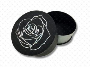 Round Box; Hot Stamping