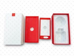 Rigid box; Paper insert; paper tray; paper pulp; plastic pulp